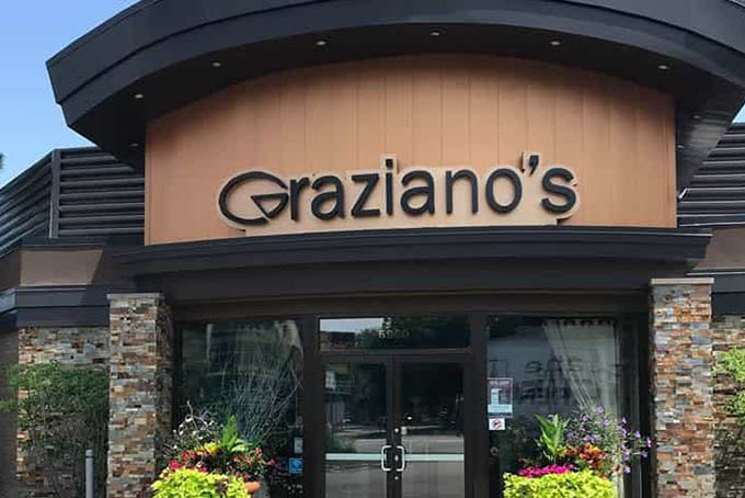 grazianos niles chamber reduced